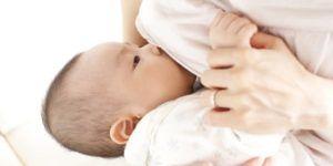授乳時期の白髪の増加